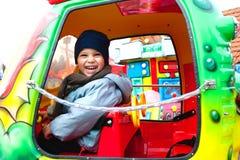 Amusement park fun Royalty Free Stock Photography