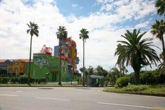 Amusement park, Jeju  Island, Korea,volcanic island Stock Photo