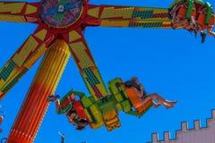 Amusement Park. In Melbourne, Australia Stock Photo