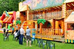 Amusement park Royalty Free Stock Photos