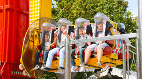 Amusement park - Paris Royalty Free Stock Photos