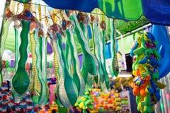 Amusement Park Prizes Stock Photography