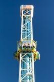 Amusement park ride Stock Image