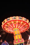 Amusement park ride Stock Photography