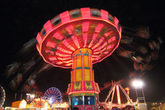 Amusement park ride Royalty Free Stock Photography