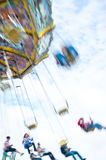Amusement Park Ride Stock Images