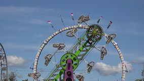 Amusement Park Rides, Fun, Leisure
