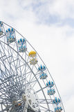 Amusement park rides Stock Photos