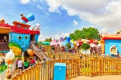 Amusement park. Stock Photography
