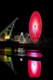 Amusement Pier in Wildwood, New Jersey Stock Photo