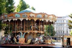 Amusement pour des enfants à Marseille Images stock
