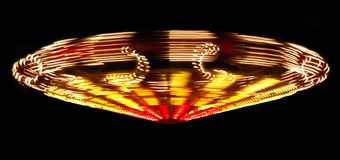 amusement ride Στοκ Φωτογραφίες