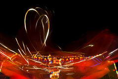 Amusement ride Stock Photography