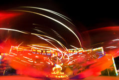 Amusement ride Stock Image