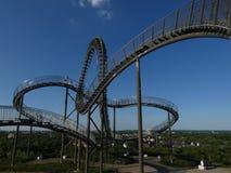 Amusement Ride, Amusement Park, Roller Coaster, Landmark royalty free stock photography