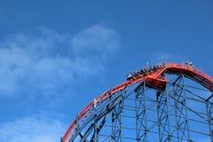Amusement Ride, Amusement Park, Sky, Roller Coaster Stock Photos