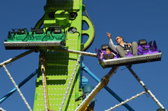 Amusement ride Stock Photos
