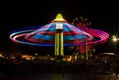 Amusement Ride royalty free stock photo