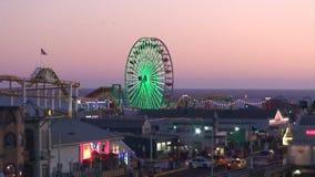 Amusement Ride in Los Angeles