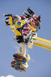 Amusement Rides Royalty Free Stock Photo