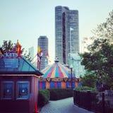 Amusement Rides Stock Photography