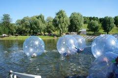 Amusement sur l'eau Photos libres de droits