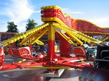 Amusetment park Royalty Free Stock Image