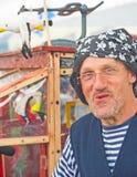 Amuseur de pirate ; Festival grand de bateaux. photographie stock libre de droits
