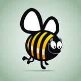 The Amusing bee Stock Images