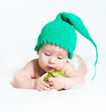 The amusing kid Royalty Free Stock Images