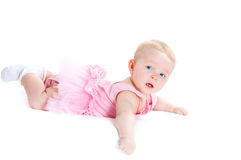 The amusing kid Royalty Free Stock Photography