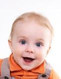 Amusing smile Stock Photography