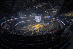 Amway Center - Orlando/FL - USA Royalty Free Stock Images