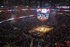 Amway Center - Orlando/FL - USA Stock Photography