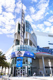 AMWAY CENTER IN ORLANDO, FLORIDA Royalty Free Stock Photography