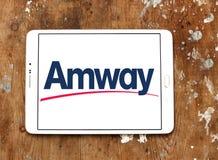Amway firmy logo Fotografia Stock