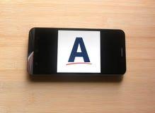 Amway India app stock afbeeldingen
