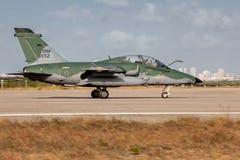 A-1 AMX do FABULOSO na operação Cruzex fotos de stock royalty free