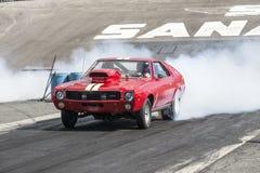 Drag racing Royalty Free Stock Image