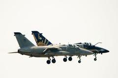 Amx fighter jet Stock Photo