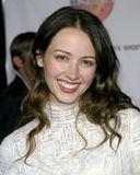 Amy Acker Stockbilder