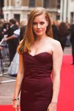 Amy Adams. At the London Film Festival premiere of Enchanted in London Royalty Free Stock Photos
