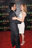 Amy Adams,Chris Messina Royalty Free Stock Images