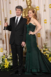 Amy Adams, Dario Marianelli Royalty Free Stock Photography