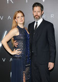 Amy Adams and Darren Le Gallo Royalty Free Stock Photo