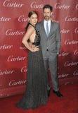 Amy Adams & Darren Le Gallo Royalty Free Stock Photography