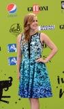 Amy Adams at Giffoni Film Festival 2017. Giffoni Valle Piana, Sa, Italy - July 18, 2017 : Amy Adams at Giffoni Film Festival 2017 - on July 18, 2017 in Giffoni Stock Photo