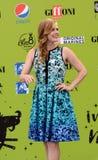 Amy Adams at Giffoni Film Festival 2017. Giffoni Valle Piana, Sa, Italy - July 18, 2017 : Amy Adams at Giffoni Film Festival 2017 - on July 18, 2017 in Giffoni Stock Photos