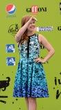 Amy Adams at Giffoni Film Festival 2017. Giffoni Valle Piana, Sa, Italy - July 18, 2017 : Amy Adams at Giffoni Film Festival 2017 - on July 18, 2017 in Giffoni Royalty Free Stock Photos