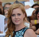 Amy Adams at Giffoni Film Festival 2017 Royalty Free Stock Photo